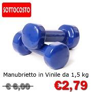 Manubrietti Vinile 1.5 kg