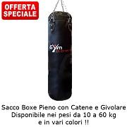 Sacco Boxe Nero