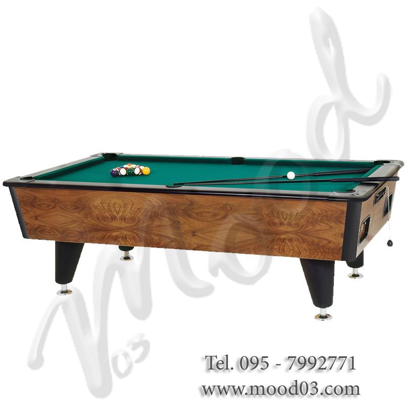 Ambassador 6 con cestelli elegante tavolo professionale da biliardo in ardesia cm 180 x 90 - Tavolo da biliardo professionale ...