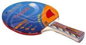 Garlando Racchetta da ping pong mod. Cyclone, qualità 4 stelle, approvata ITTF 8087