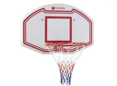 BOSTON Tabellone Basket da fissare al Muro, dimensioni 91x61 cm