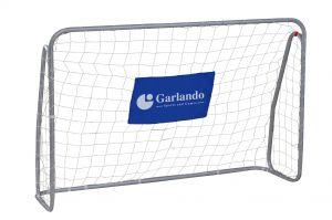 CLASSIC GOAL Porta da Calcio - Calcetto con Bersagli - TRASPORTABILE - Dimensioni 180 x 120 x 60 cm