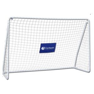 FIELD MATCH Porta da Calcetto di dimensioni regolamentari 300x200x120 cm, adatta a giocatori esperti e collettività