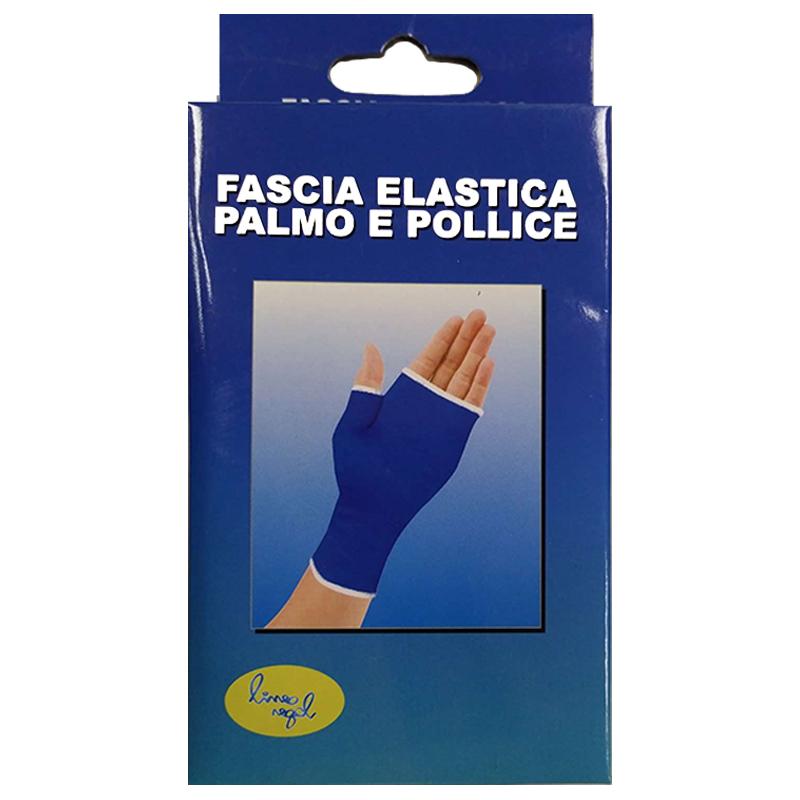 Fascia Elastica per Palmo e Pollice Misura M - Dimensioni 19x11,5 cm