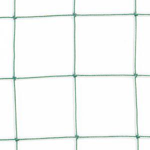 RETE PROTEZIONE ANNODATA 100 colore Verde - Parapalloni in maglie da 100x100mm. DISPONIBILE AD OTTOBRE 2021