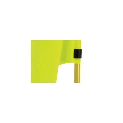 """CLIP FERMABANDIERA TIPO """"B"""" per paletti con diametro 25-32 mm"""