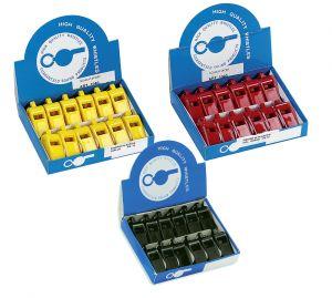 FISCHIO PLASTICA CON PALLINA - Disponibile in vari colori