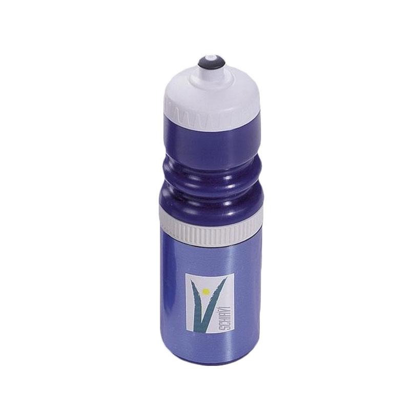 BORRACCIA DELUXE da 725 ml - Guarnizione centrale in gomma per migliorare la presa