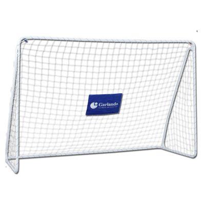 FIELD MATCH PRO Porta da calcio smontabile di dimensioni regolamentari per il calcetto 300x200x120 cm
