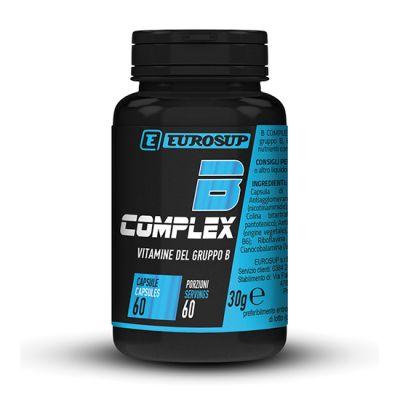B COMPLEX Barattolo da 60 cps - Integratore Alimentare di vitamine del gruppo B