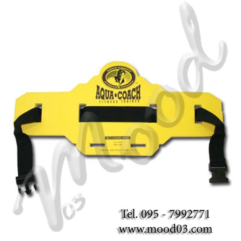 AQUACOACH - WATER FITNESS TRAINER. Cintura utile a tenere una corretta postura durante gli esercizi fitness in acqua