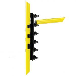 SCALETTA PER PALO SLALOM - utile per variare l'altezza degli ostacoli su 6 posizioni