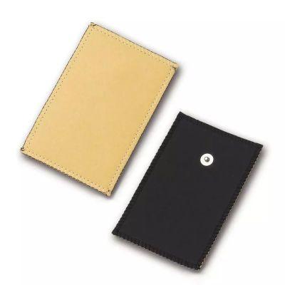 ELETTRODO IN PELLE DI DAINO per ionoforesi dimens. 60x80 mm