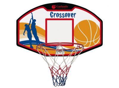 Garlando Atlanta 71x45 cm, tabellone da basket da fissare a muro, dimensioni 71x45 cm