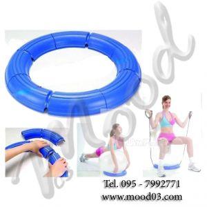 BASE PER PALLA PILATES SMONTABILE Ideale per dare massima stabilità durante la pratica con la gym ball ball