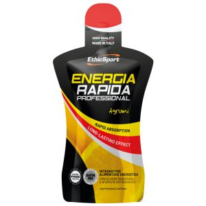 ENERGIA RAPIDA PROFESSIONAL AGRUMI GLUTEN FREE da 50 ml - Reintegra Velocemente le Scorte Energetiche