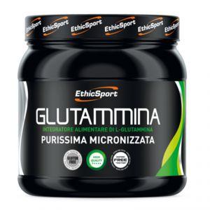 "GLUTAMMINA GLUTEN FREE 300 gr - Integratore alimentare di L- Glutammina - Elevata purezza garantita da ""Kyowa Quality"""