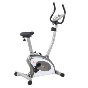 Toorx Brx-60 - Bici da camera robusta con volano da 7 kg e resistenza magnetica regolabile su 8 livelli