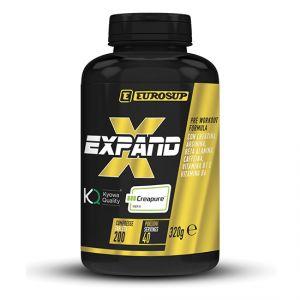 Eurosup EXPAND 200 cpr - Formula Pre Attività' Sportiva - 40 Porzioni