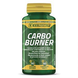 CARBO BURNER Flacone da 60 cps - Coadiuvante delle diete ipocaloriche controllate per la riduzione del peso