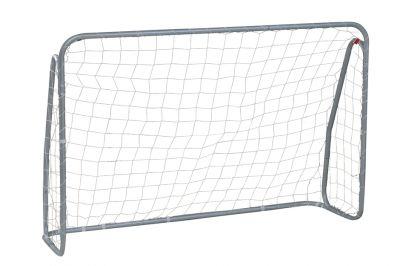 SMART GOAL Porta da Calcio di medie dimensioni (180x120x60 cm) - Facile e veloce da montare grazie al sistema Quick Play