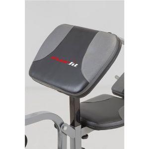 ARM CURL - Cuscino imbottito regolabile per panca ginnica WBK-500