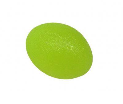 Toorx Power Grip Ball, colore verde lime - Stimola la mobilità e circolazione sanguigna di dita e mani