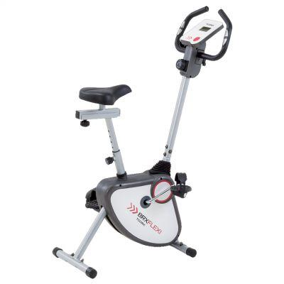 Toorx Brx-Flexi, bici da camera salvaspazio con funzione voga