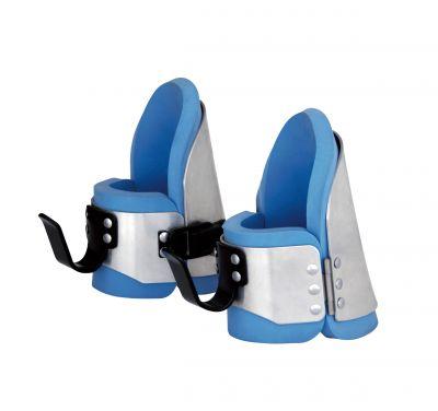 Coppia di Cavigliere Antigravitazionali CCA per allenamenti con tralicci, barre entroporta e barre a parete
