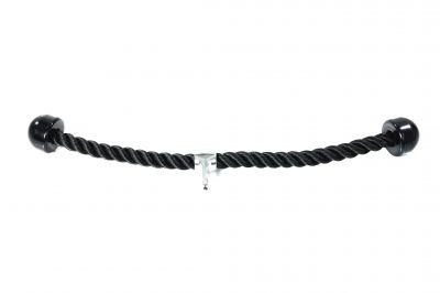Toorx Corda Doppia per Tricipiti / Trazioni ideale per macchine a carico guidato da cavo