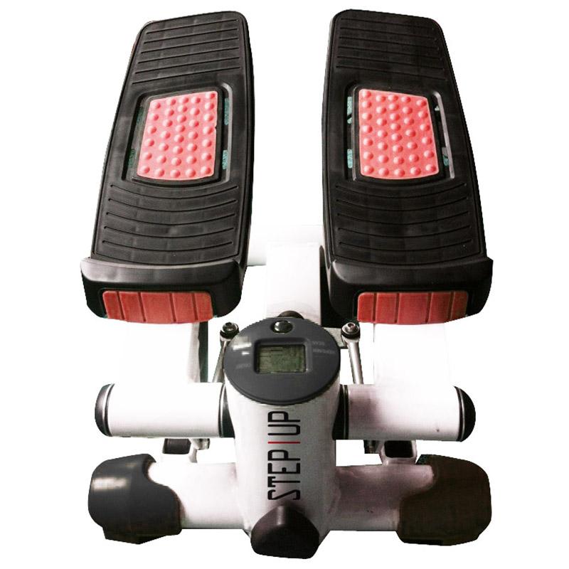 STEP-UP EVERFIT - Mini Stepper con pistoni idraulici a movimento verticale e pedane antiscivolo