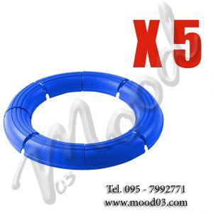 5X BASI PER PALLA PILATES SMONTABILE Ideale per dare massima stabilità durante la pratica con la gym ball ball