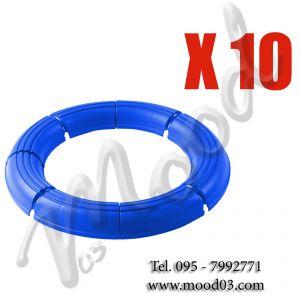 10X BASI PER PALLA PILATES SMONTABILE Ideale per dare massima stabilità durante la pratica con la gym ball ball