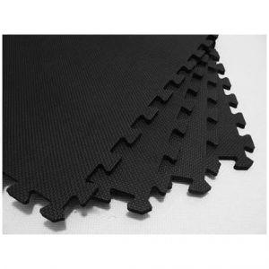 Toorx Materassino tecnico antiurto componibile in 4 pezzi + 8 bordi - Dimensioni Singolo Pezzo 61x61x1,2 cm