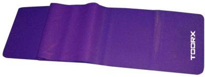 Toorx Fascia elastica latex-free colore fucsia resistenza forte - Dimensioni 150x15 cm Spessore 0,65 mm