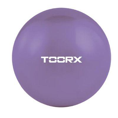 Sfera tonificante appesantita 1,5 kg colore viola