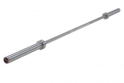 Bilanciere Olimpionico Cross Competition Ø50 mm in acciaio cromato, lunghezza 220 cm - Carico max 1000 kg