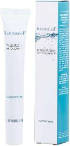 Kräuterhof Hyaluron Phytocomplex Augencreme 20 ml - Crema Contorno Occhi Intensiva