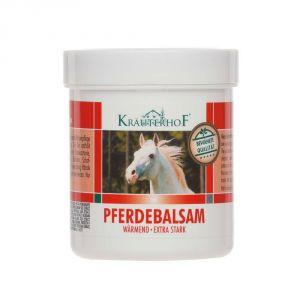 Kräuterhof Pferdebalsam Wärmend Extra Stark barattolo 100 ml - Balsamo Cavallo Scaldante Forte