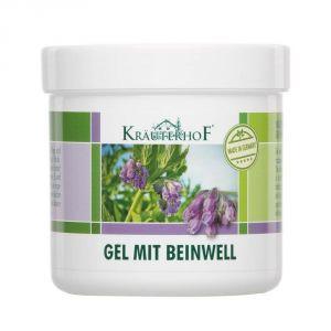 Kräuterhof Gel Mit Beinwell 250 ml - Gel alla Consolida Maggiore per Piedi e Mani
