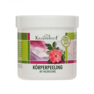 Kräuterhof Körperpeeling Peeling Mit Wildrosenol 400 g - Peeling all'Olio di Rosa Selvatica