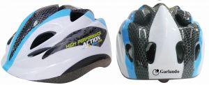 ACTION RUN - Casco Bikers Junior taglia XS, misura regolabile dal 49 al 51