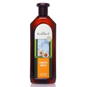 KAMILLE SHAMPOO Bottiglia da 500 ml - SHAMPOO DELICATO NUTRIENTE ALLA CAMOMILLA, PROTEGGE PELLE E CAPELLI