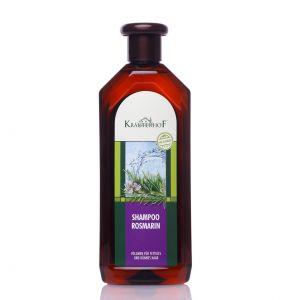 ROSMARIN SHAMPOO Bottiglia da 500 ml - SHAMPOO NATURALE CURANTE AL ROSMARINO, STIMOLA LA CIRCOLAZIONE SANGUIGNA!