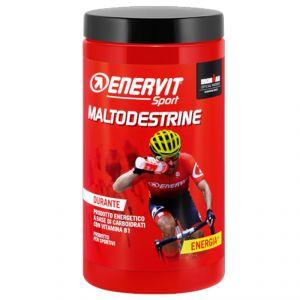 Enervit Maltodestrine Sport n barattolo da 450 g - Prodotto energetico per sportivi a base di Carboidrati e vitamina B1
