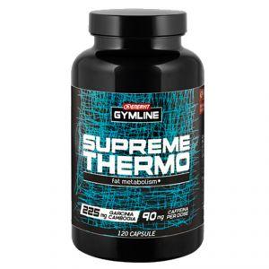 Enervit Gymline Muscle Supreme Thermo 120 Capsule - Termogenico con Garcinia Cambogia e Caffeina