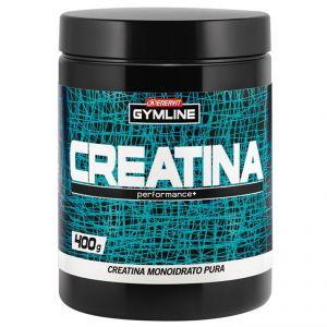 Enervit Gymline Muscle Creatina 100% Performance+ 400 grammi - Integratore di Creatina Monoidrato Pura