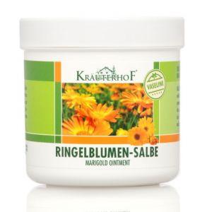 RINGELBLUMEN-SALBE MARIGOLD OINTMENT 250 ml Crema alla Calendula con Vaselina Pura