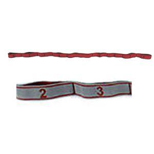 Banda elastica in tessuto con asole, resistenza strong 15 kg - Lunghezza 145 cm