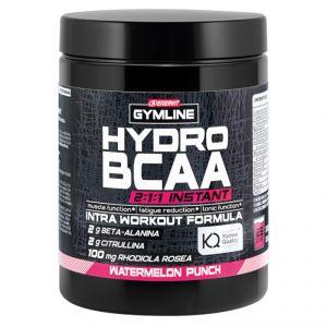Enervit Gymline Hydro Bcaa 2:1:1 Instant Watermelon Punch - Formula di aminoacidi ramificati Kyowa in polvere